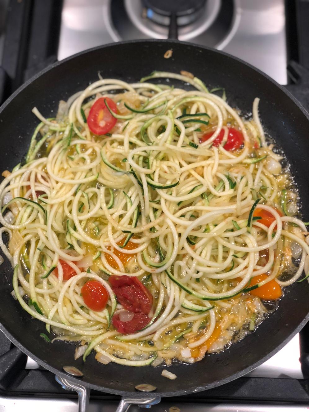 A Zucchini Delight.